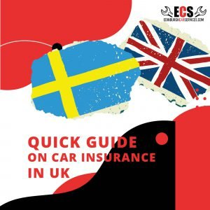 quick guide on car insurance in uk